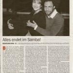 Opera do Malandro: Tagesspiegel Spielzeit 02.13